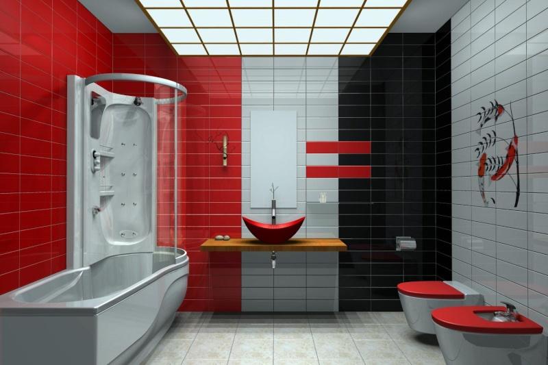 projet salle de bain Modern10