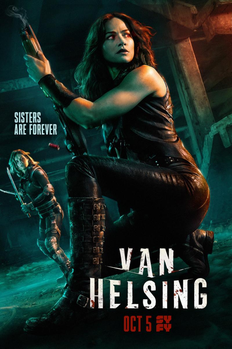 Van Helsing - Saison 3 Mv5bmt10
