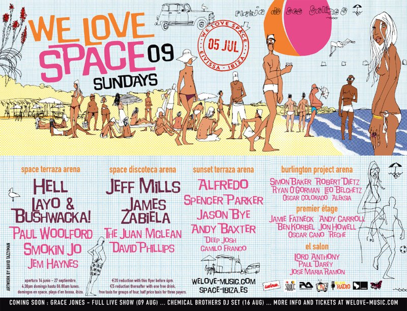 2009.07.05 - LAYO & BUSHWACKA - WE LOVE SPACE SUNDAYS 09 @ SPACE IBIZA Es-07010