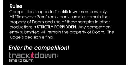 Doorn Records and Trackitdown present Doorn Remix Competition Ummet Ozcan Tidcom12