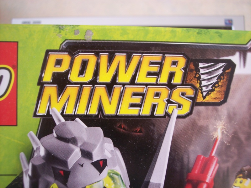 [Lego] Review Power Miners : Cristal King 100_3912