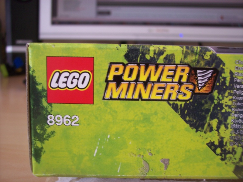 [Lego] Review Power Miners : Cristal King 100_3914