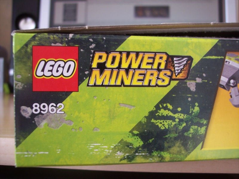 [Lego] Review Power Miners : Cristal King 100_3916