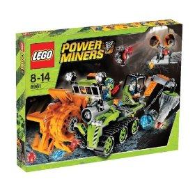 [Lego] Review Power Miners : le découpeur de pierre 51dqrk10