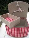 Cartonnage boîte à couture Craati41