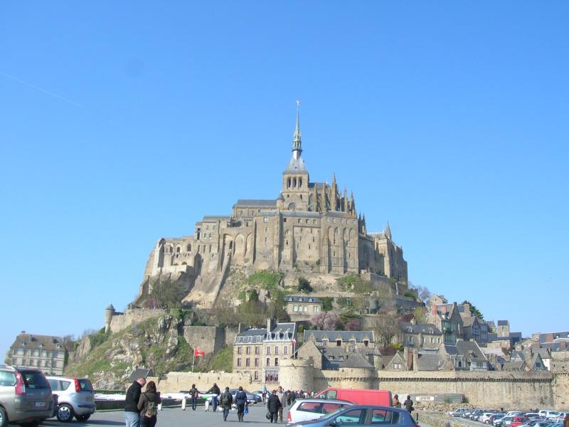 Petite sortie au Mont Saint Michel. Dscn1424