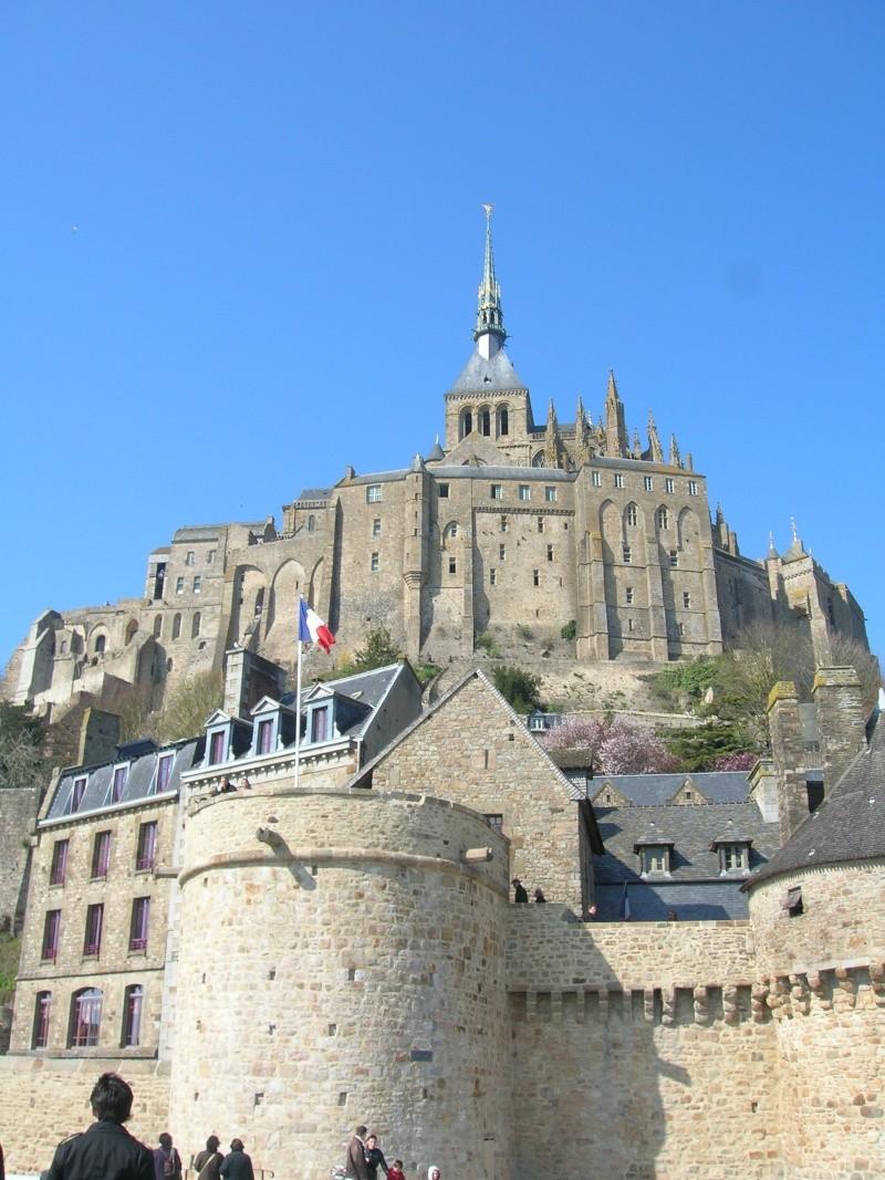 Petite sortie au Mont Saint Michel. Dscn1425
