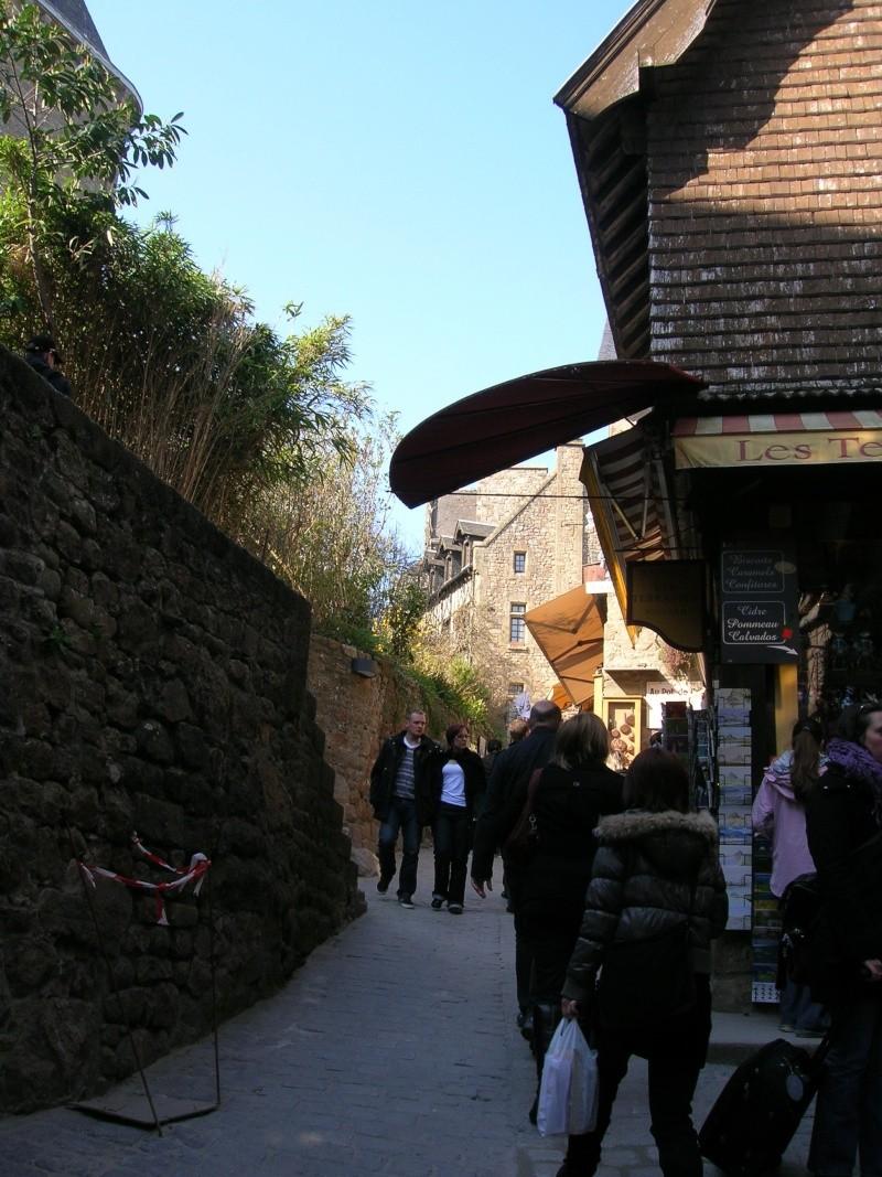 Petite sortie au Mont Saint Michel. Dscn1426