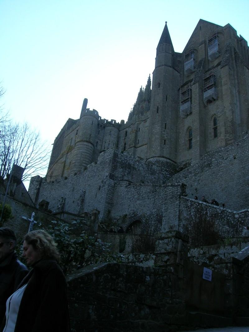 Petite sortie au Mont Saint Michel. Dscn1427