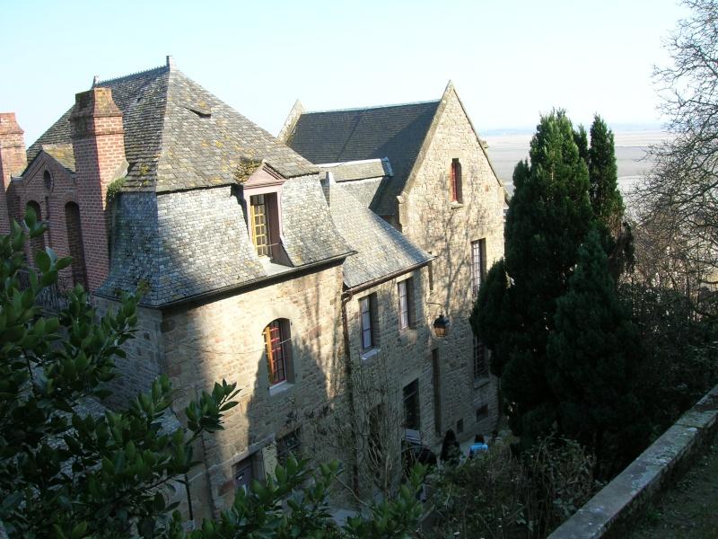 Petite sortie au Mont Saint Michel. Dscn1430