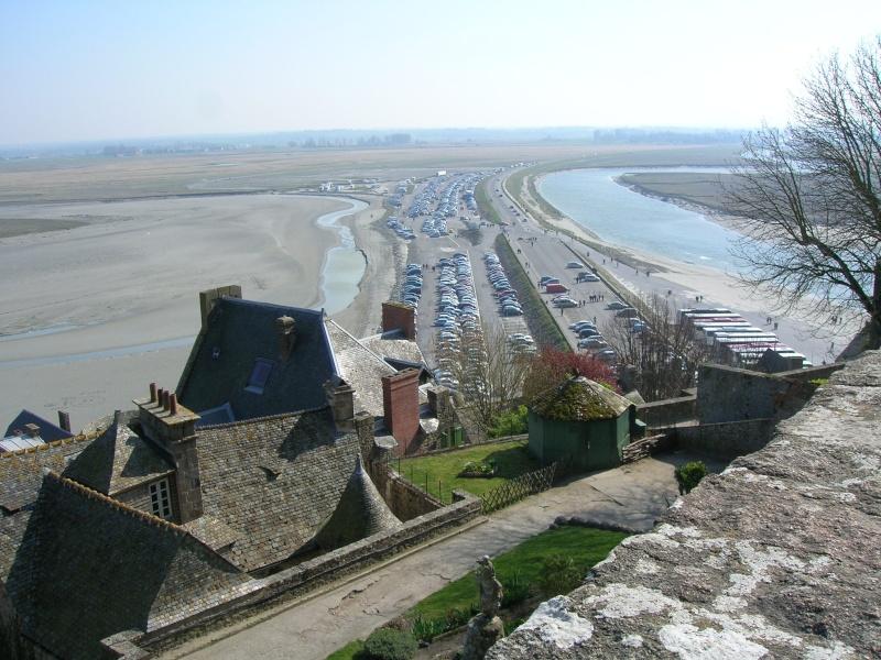 Petite sortie au Mont Saint Michel. Dscn1434