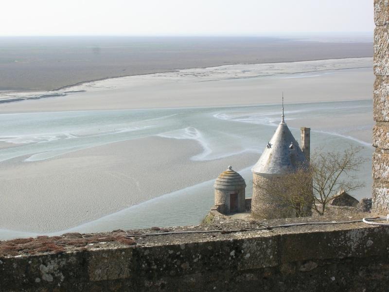 Petite sortie au Mont Saint Michel. Dscn1435