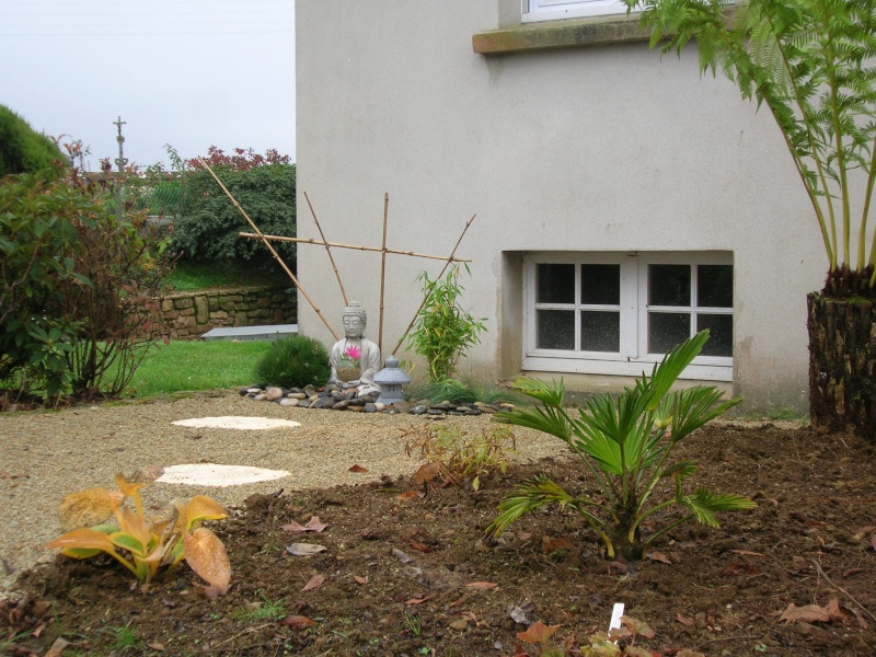 Le jardin de chez mes parents. Dscn1747