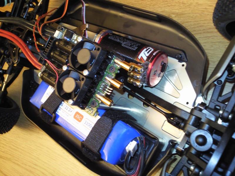 kyosho BLisé façon pas comme les autres et surtout mieux que la charette à HD hihihi - Page 3 Mp9_1610