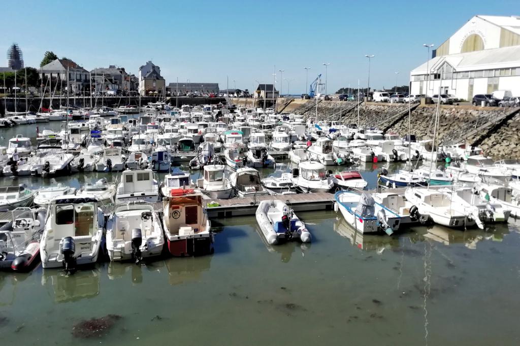 [Activité hors Marine des ports] LE CROISIC Port, Traict, Côte Sauvage... - Page 9 09_por10