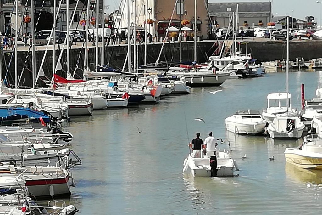 [Activité hors Marine des ports] LE CROISIC Port, Traict, Côte Sauvage... - Page 9 11_sor10