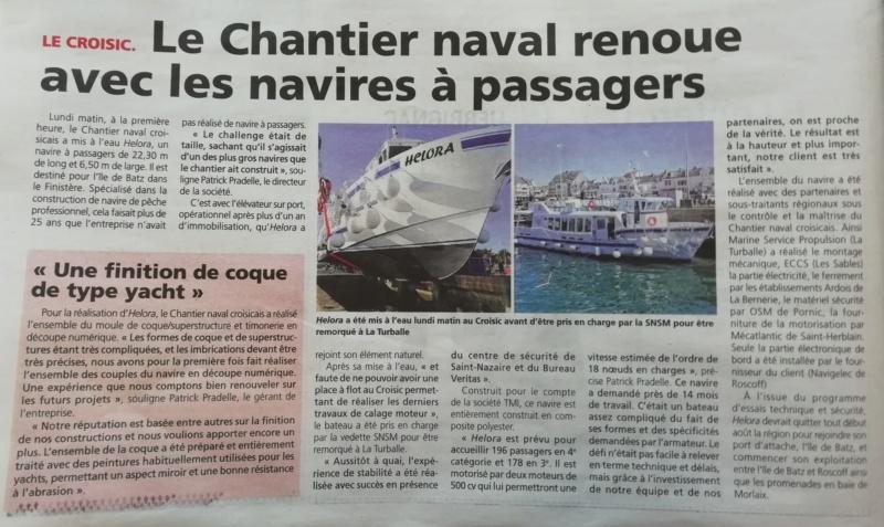 [Activité hors Marine des ports] LE CROISIC Port, Traict, Côte Sauvage... - Page 9 Img_2046