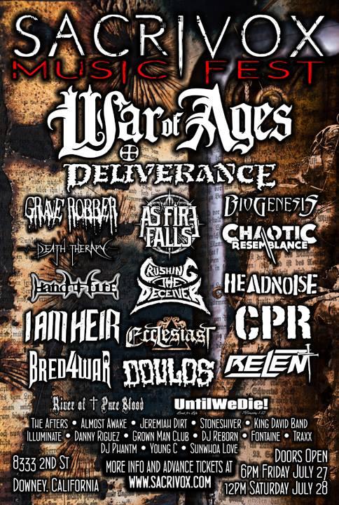 SacrivoX Metal Fest III 35065710