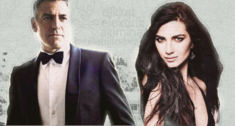 George Clooney and Tuba Buyukustun photshopped pictures - Page 15 Papera10
