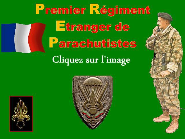 Le Premier Régiment Etranger de Parachutistes 1errep10