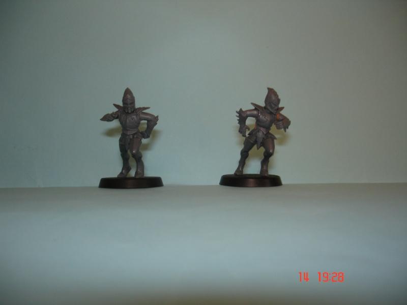 dark - Cocainne's dark elf blood bowlers Dsc07011