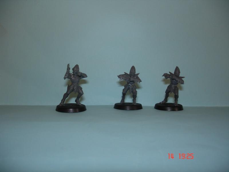 dark - Cocainne's dark elf blood bowlers Dsc07012