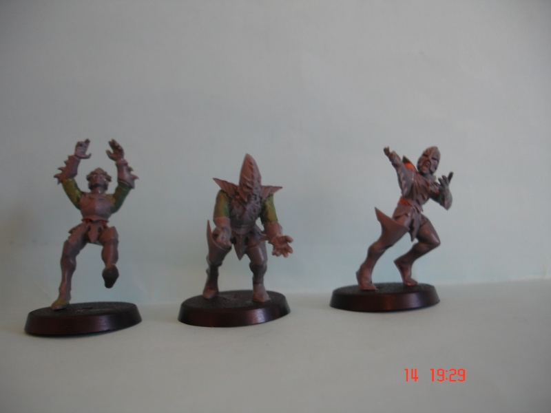 dark - Cocainne's dark elf blood bowlers Dsc07013