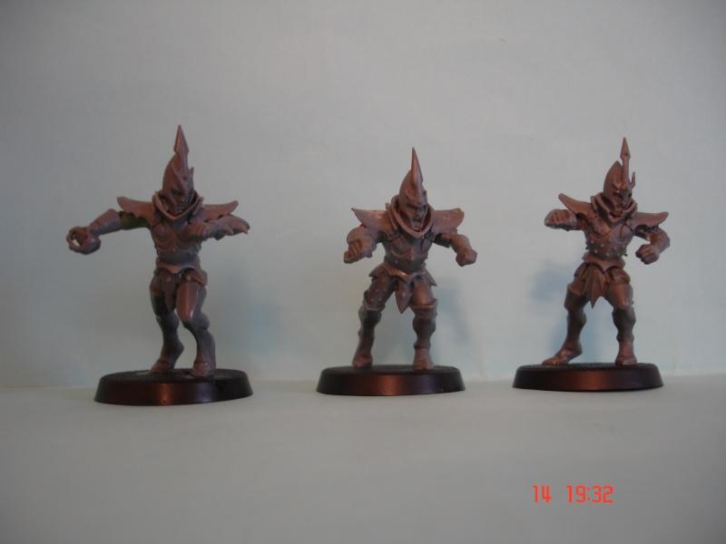 dark - Cocainne's dark elf blood bowlers Dsc07014