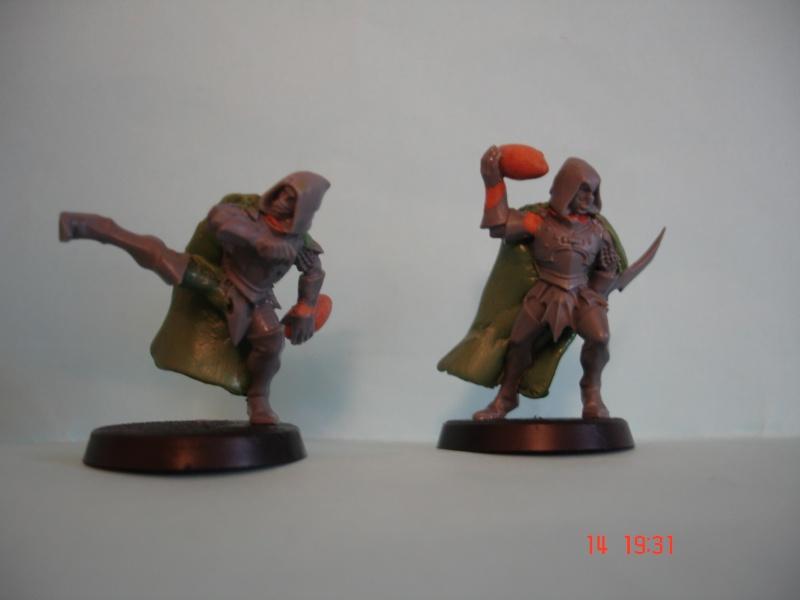 dark - Cocainne's dark elf blood bowlers Dsc07016