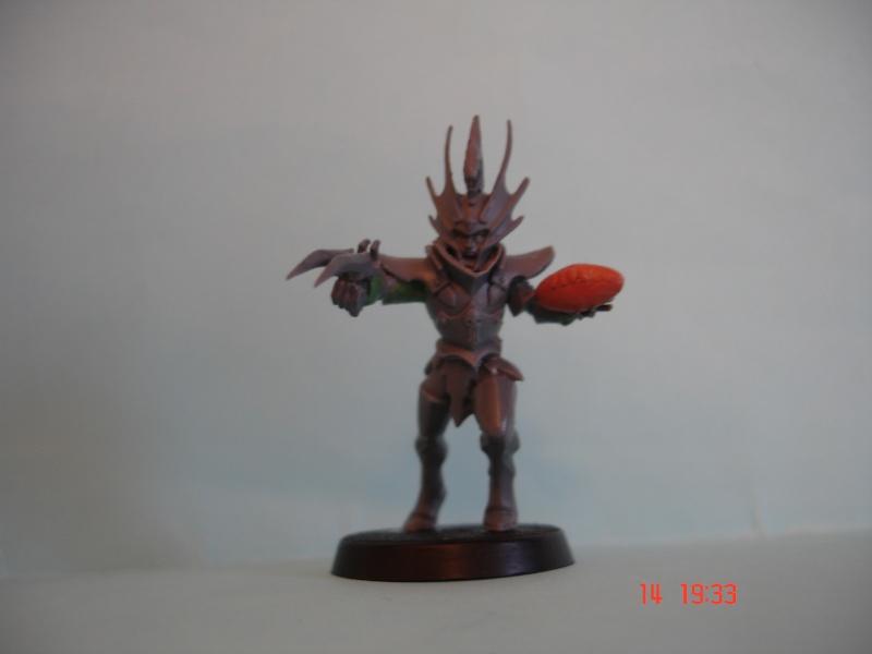 dark - Cocainne's dark elf blood bowlers Dsc07017