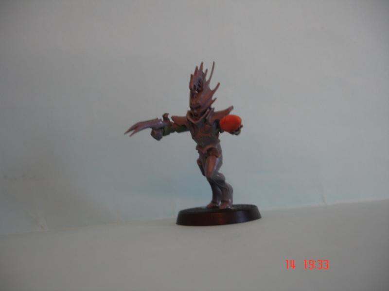 dark - Cocainne's dark elf blood bowlers Dsc07018