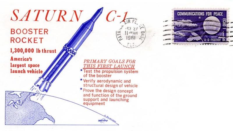 27 octobre 1961 / 1er lancement d'une Saturn 1961_110
