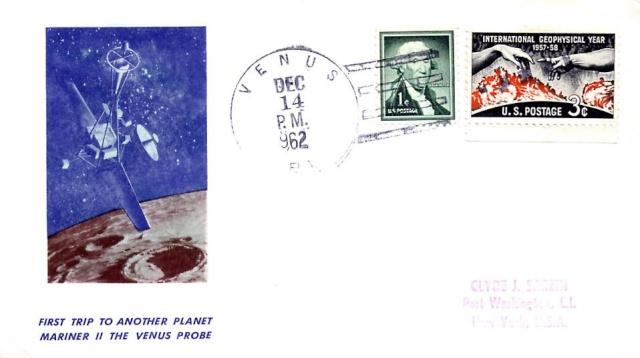 Mariner 2 - 14.12.1962 - Premier survol réussi d'une planète 1962_110
