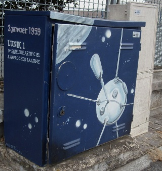drancy - Superbe / Space Street Art à Drancy Dscn7212