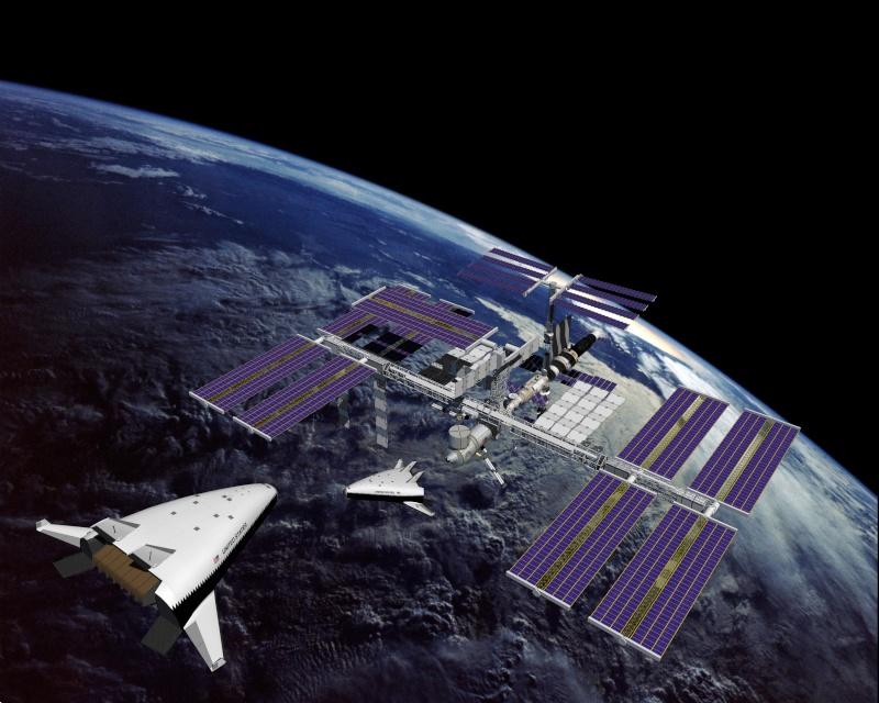 Commission Norman Augustine : revue du programme spatial US - Page 5 X-33_d10