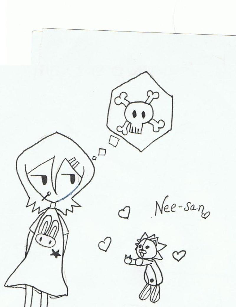 Quelques dessins :) 28-08-10
