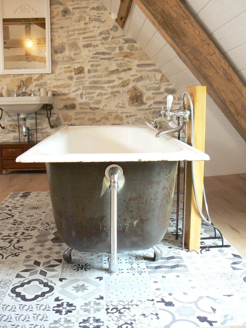 (tentative de) restauration robinet baignoire.. (fait..!) P1070011