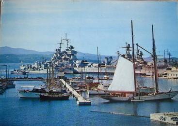 [Les ports militaires de métropole] TOULON au début des années 60 - Page 5 84570610