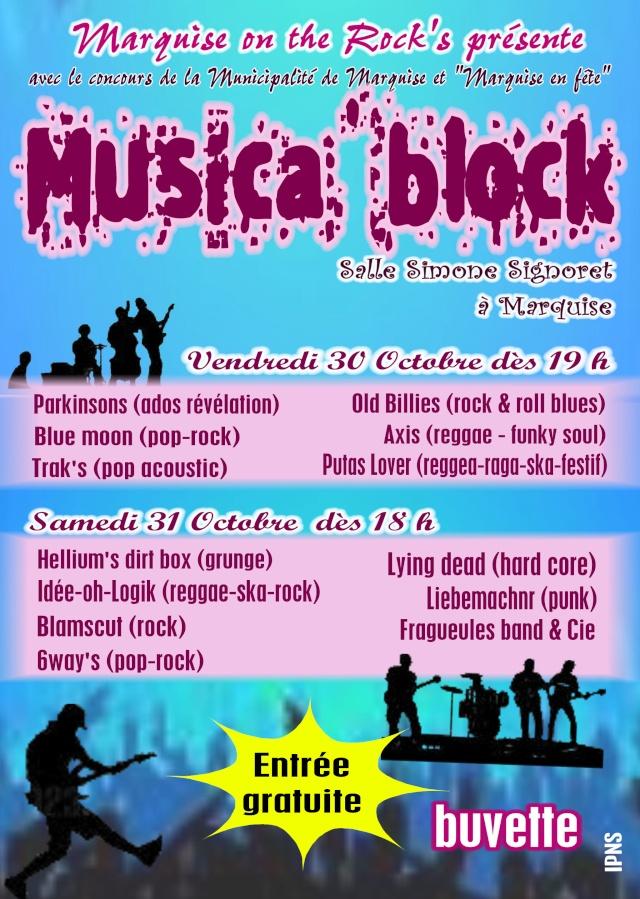 """Festival """"Musicka' Block"""" Musica15"""