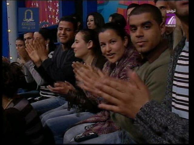 طلبة المعهد في ضيافة قناة تونس7 Vlcsna14