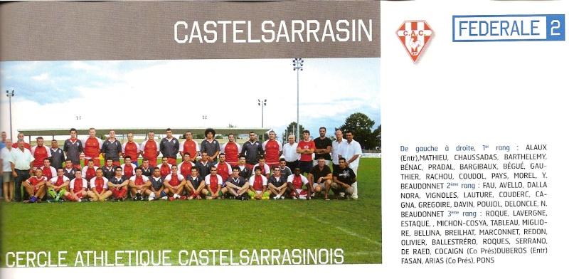 Saison 2009/2010 : 8ème journée (Castelsarrasin/BTS) Castel10