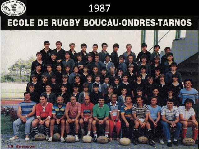 Photos Ecole De Rugby..... D'hier à aujourd'hui. Ecole_17