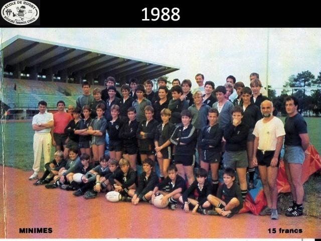 Photos Ecole De Rugby..... D'hier à aujourd'hui. Ecole_19