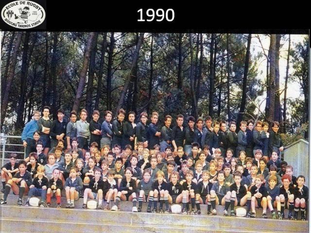 Photos Ecole De Rugby..... D'hier à aujourd'hui. Ecole_20