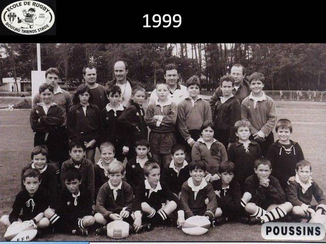 Photos Ecole De Rugby..... D'hier à aujourd'hui. Ecole_25