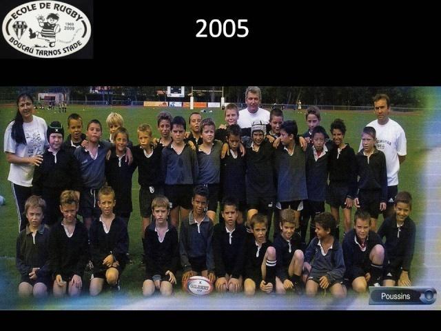 Photos Ecole De Rugby..... D'hier à aujourd'hui. Ecole_29