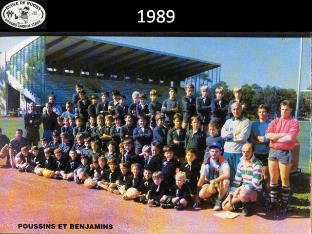Photos Ecole De Rugby..... D'hier à aujourd'hui. Ecole_32