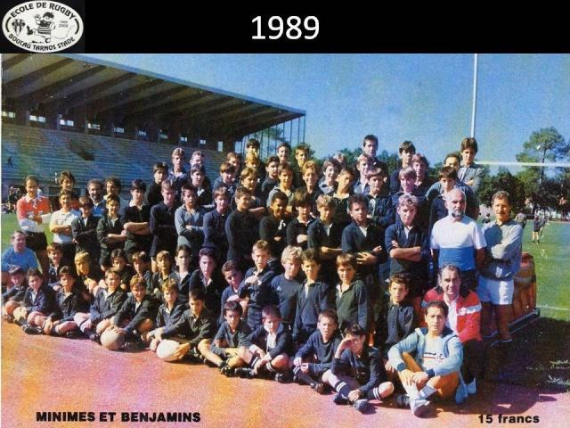 Photos Ecole De Rugby..... D'hier à aujourd'hui. Ecole_33