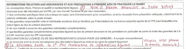 POST des Reichel B, Balandrade & Philiponeau (saison 2009/2010) Licenc24