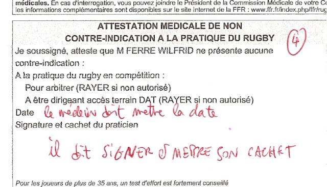 POST des Reichel B, Balandrade & Philiponeau (saison 2009/2010) Licenc26
